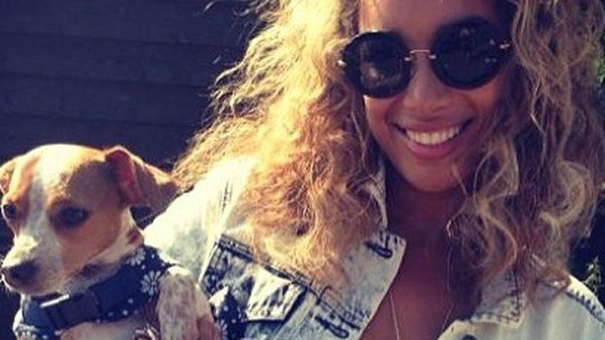 Geständnis: Leona Lewis litt unter ihren Locken