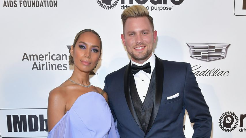 Leona Lewis und Dennis Jauch im Februar 2019 in West Hollywood