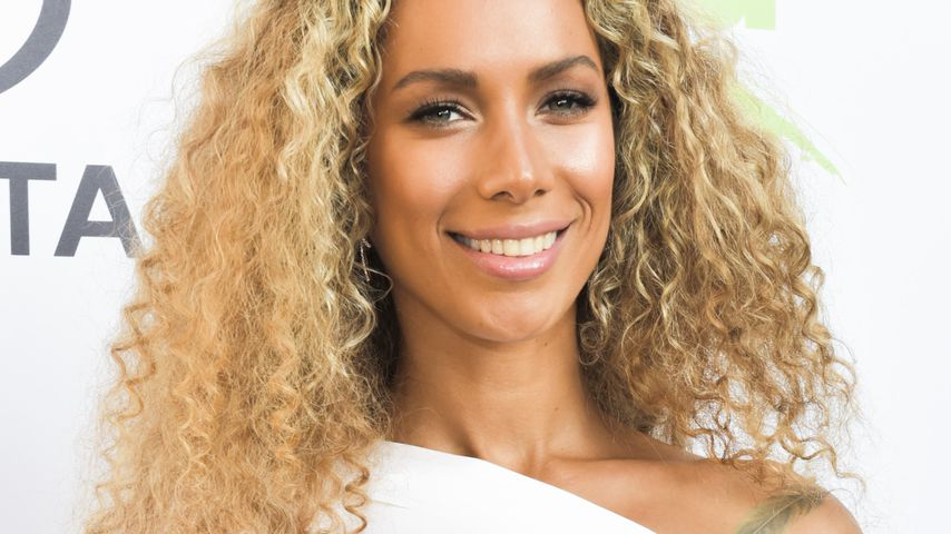 Leona Lewis als sexy Party-Maus