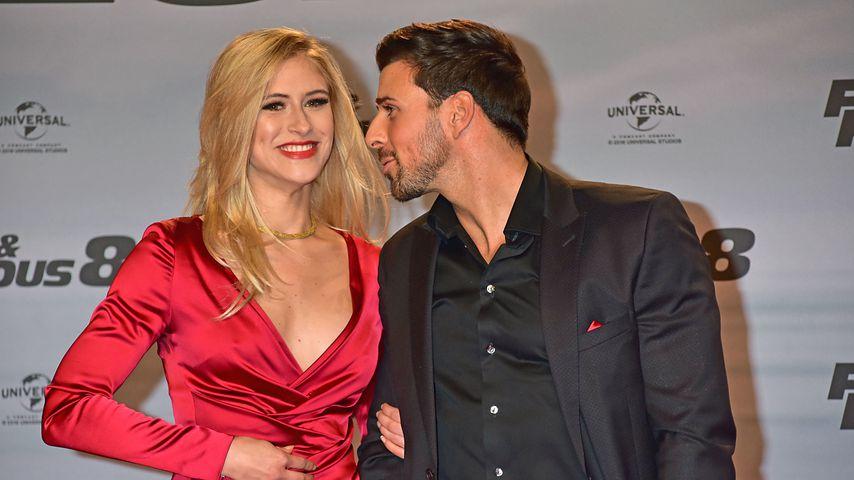 Kino-Date: Zeigt Leonard Freier hier seine neue Freundin?