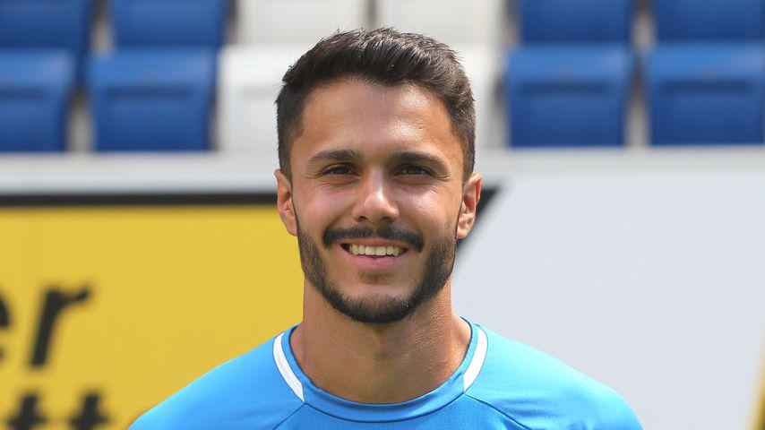 Zum zweiten Mal: Fußballer Leonardo Bittencourt wird Papa