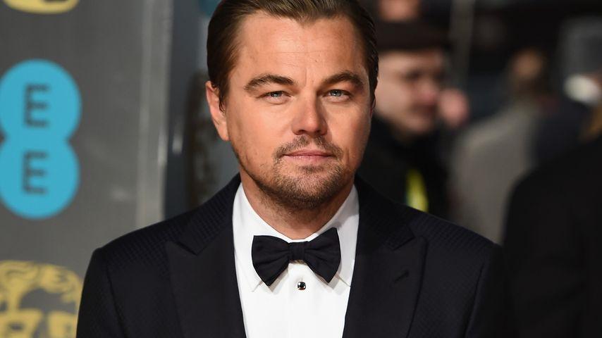 Leonardo DiCaprio bei den BAFTAs