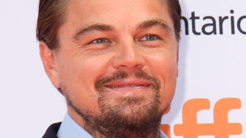 Leonardo DiCaprio bei einer Filmpremiere in Toronto