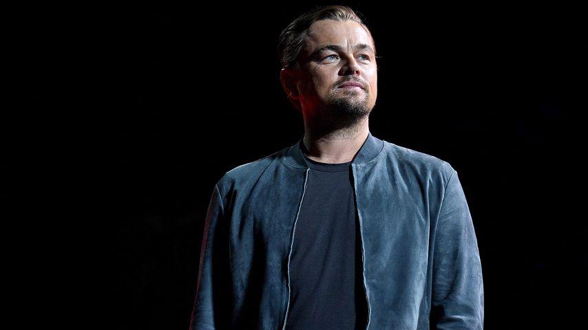 Leonardo DiCaprio beim Global Citizen Festival im September 2019