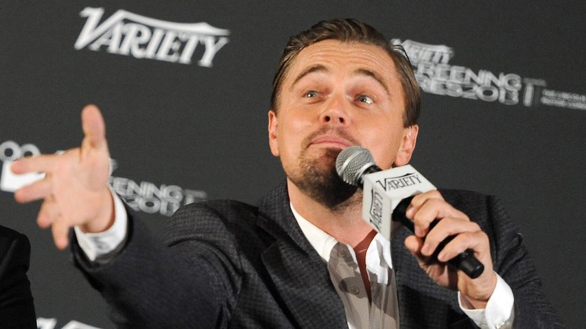 "Leonardo DiCaprio beim Variety-Screening von ""The Wolf of Wall Street"""