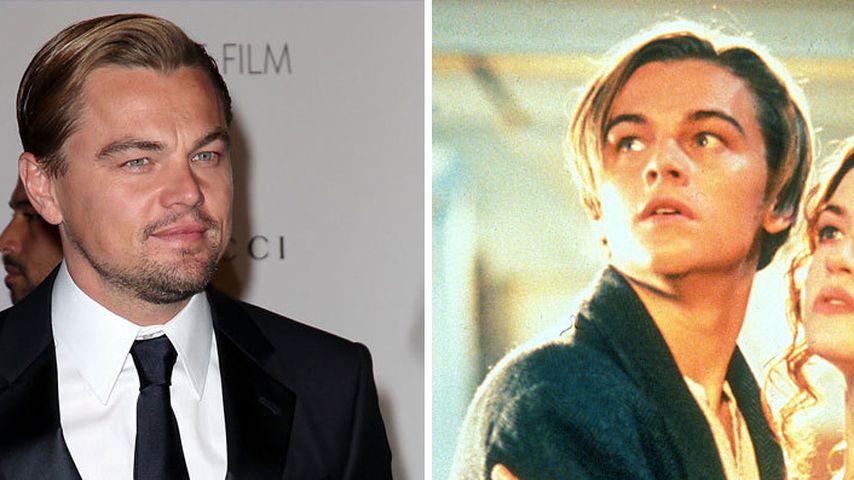 """Leoanardo DiCaprio fand sich peinlich in """"Titanic"""""""