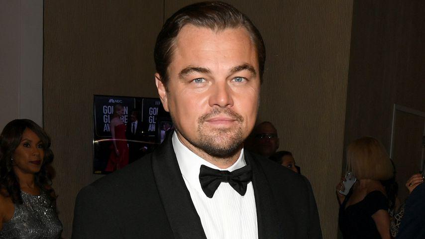 Leo DiCaprio unterstützt Feuerbekämpfung mit drei Millionen!