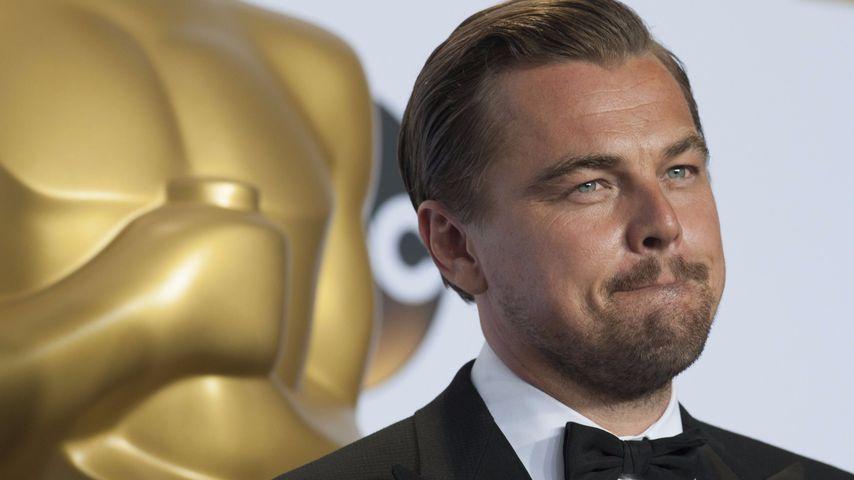 Leonardo DiCaprio bei den Oscars 2016