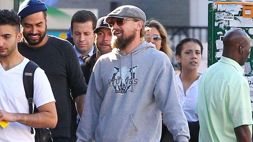 Leo DiCaprio: Schon wieder neue Model-Freundin!