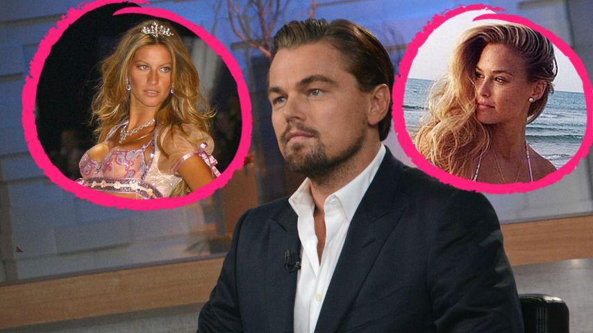Er ist verlobt! Die laaaange Ex-Liste von Leonardo DiCaprio