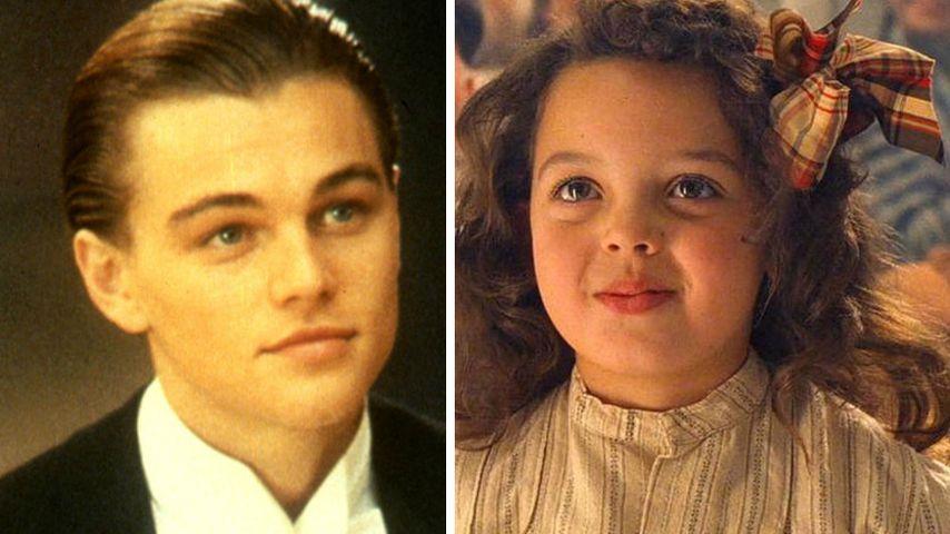 Dem Titanic-Mädchen war Tanzszene mit Leo DiCaprio peinlich!