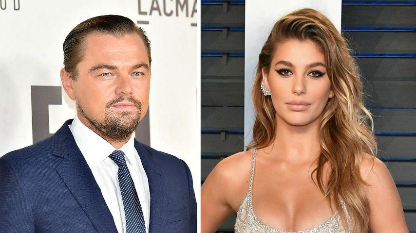 Leonardo DiCaprio: Kuschelnd mit seiner Neuen beim Coachella