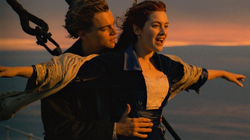 """""""Titanic""""-Todesszene: Darum konnte Jack nicht überleben!"""