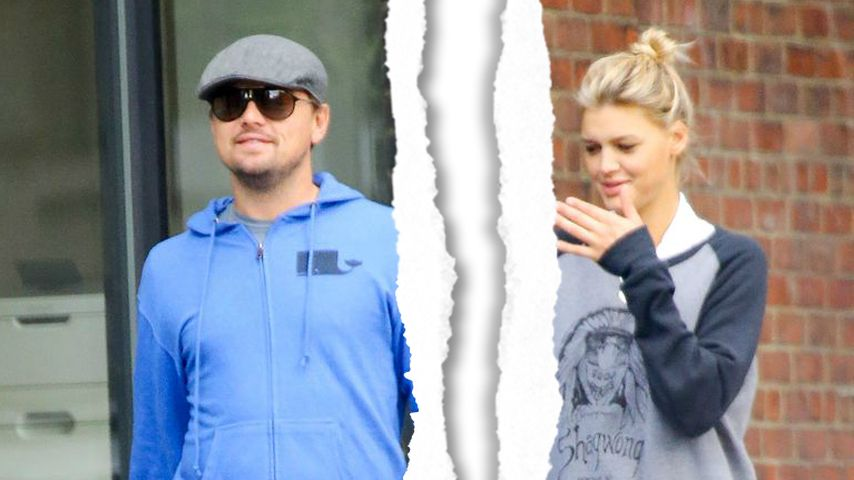 Liebes-Aus: Trennung bei Leonardo DiCaprio & Kelly Rohrbach!
