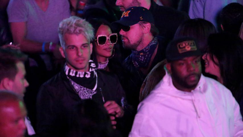 Leonardo DiCaprio und Rihanna beim Coachella 2016