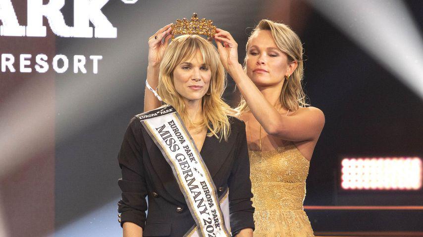35 und Mama: Bricht die neue Miss Germany mit alten Regeln?