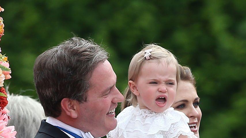 Prinzessin Leonore von Schweden und Christopher O'Neill