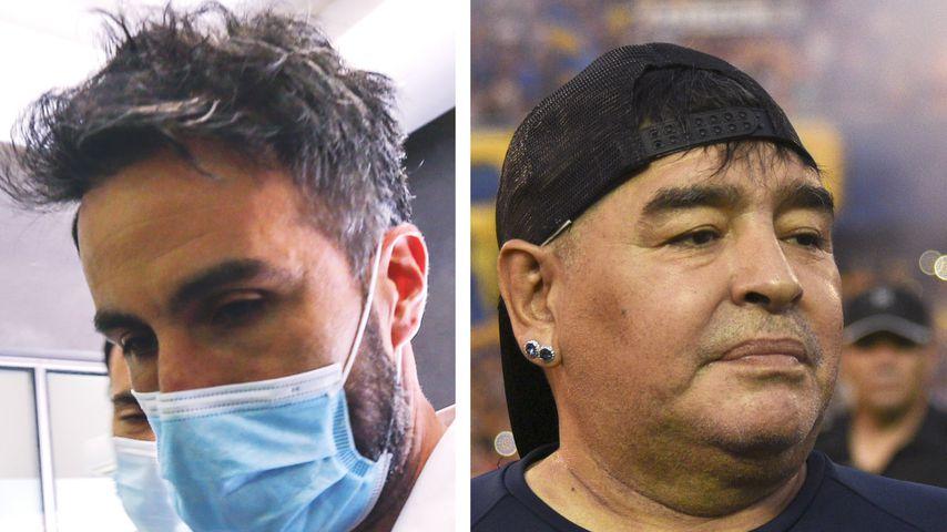 Maradonas Arzt offenbart: Diego hätte einen Entzug gebraucht