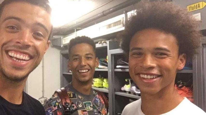 Zurück auf Schalke: EM-Debütant Leroy Sané hat ausgeurlaubt!
