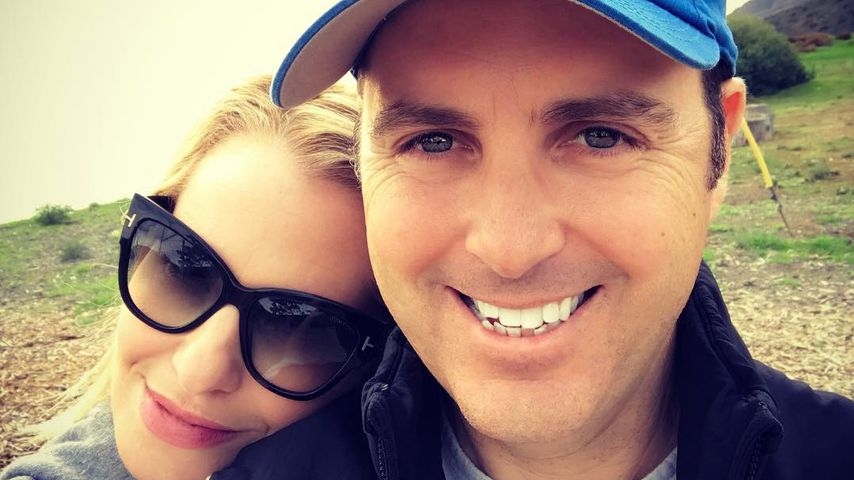 Leslie Grossman und ihr Mann Jon Bronson