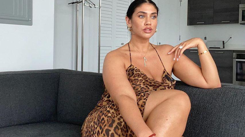 La'Tecia Thomas, Model