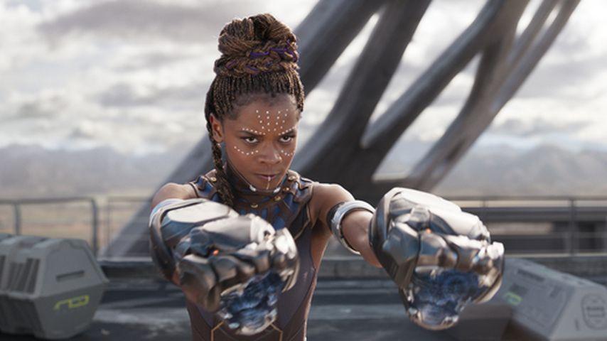 "Unfall am ""Black Panther""-Set: Letitia Wright im Krankenhaus"