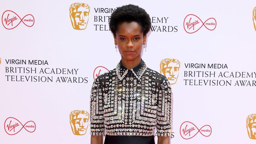 Letitia Wright bei den BAFTA TV Awards, 2021