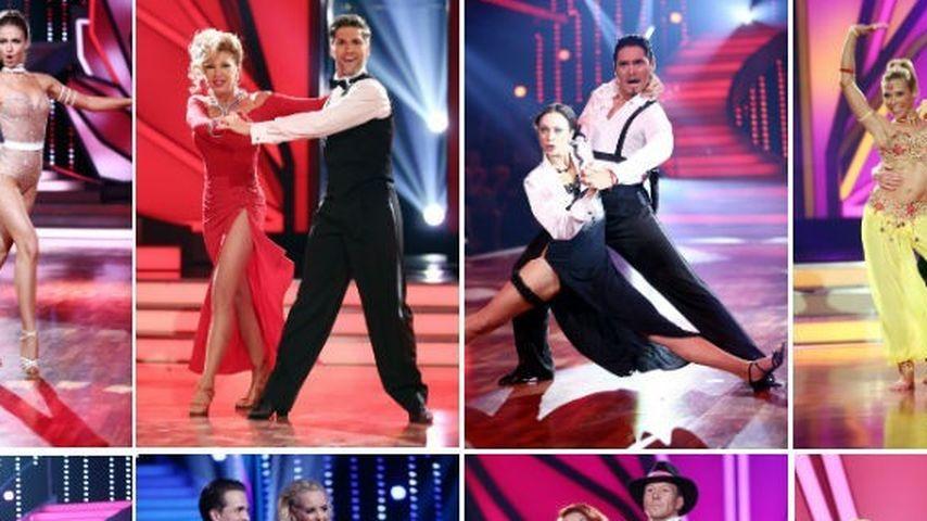 Let's Dance 2014: Wählt das heißeste Tanz-Outfit!