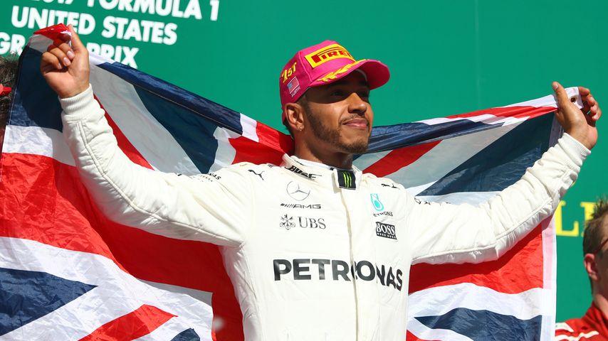 Wird Lewis Hamilton bald Schauspieler?