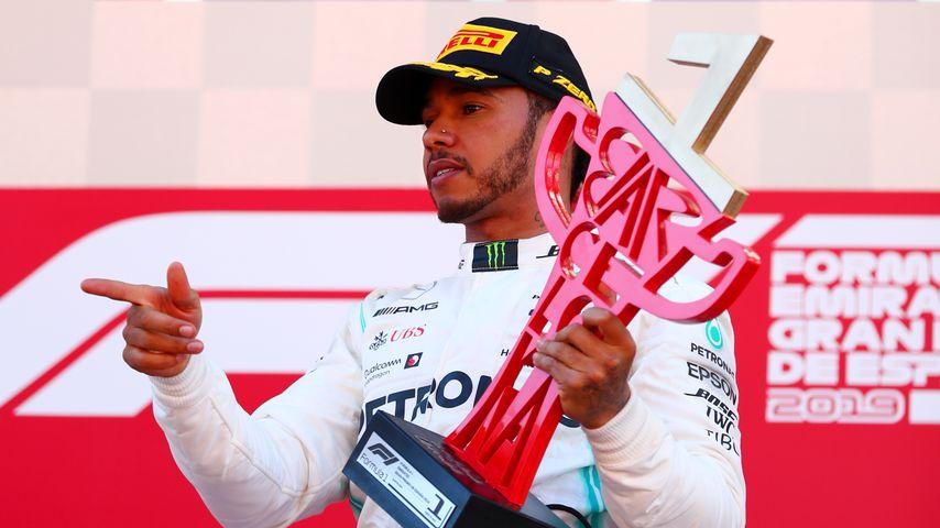 Lewis Hamilton im Mai 2019
