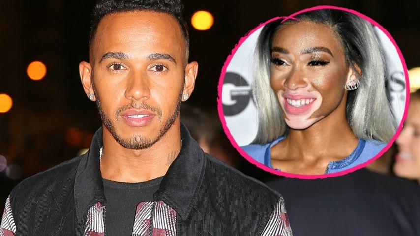 Lewis Hamilton: Seit 3 Monaten mit Model Winnie zusammen?