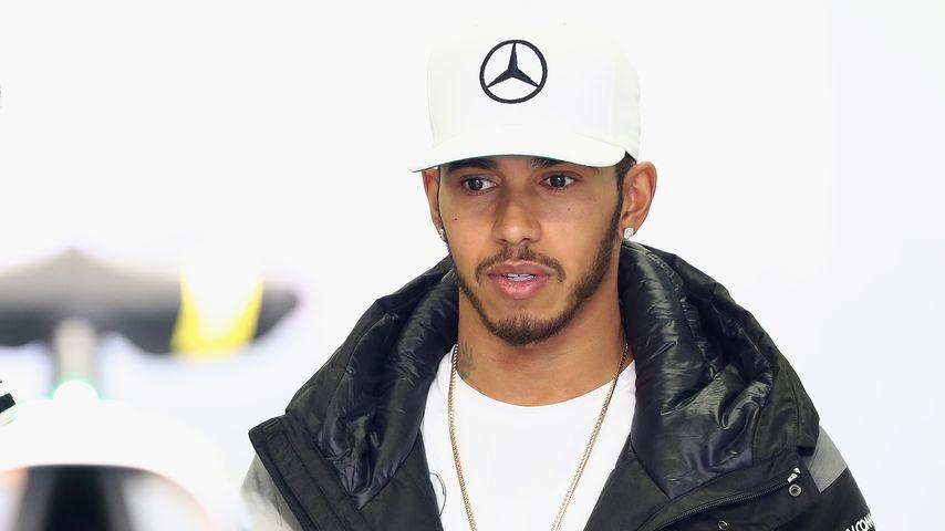 Emotionaler Post: Lewis Hamilton betet für Vorbild Schumi