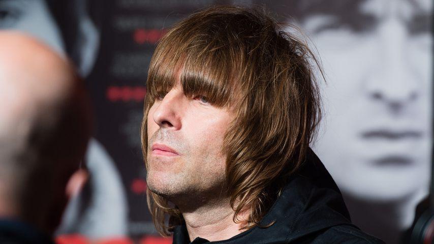 Sänger Liam Gallagher