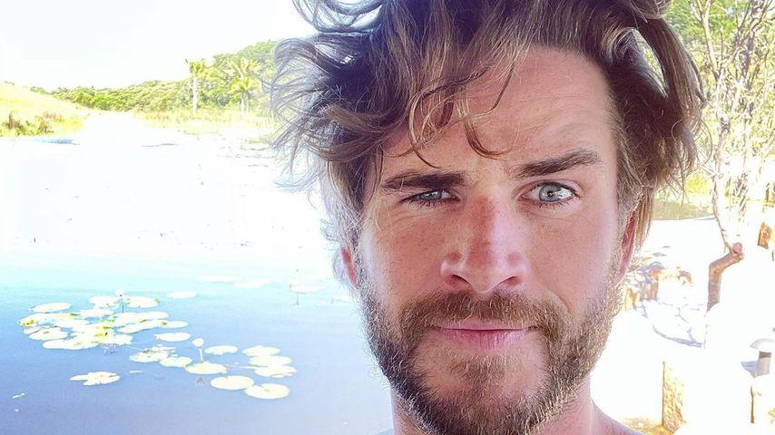 Schauspieler Liam Hemsworth im April 2021