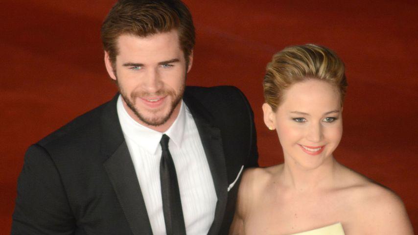 Liam Hemsworth: Jen Lawrence macht ihn glücklich