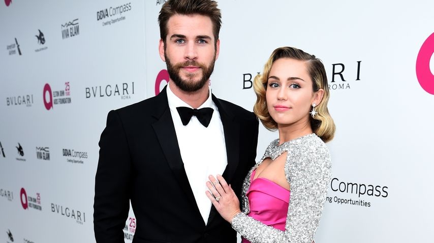 Liam Hemsworth & Miley Cyrus: Sie wollen gar nicht heiraten!