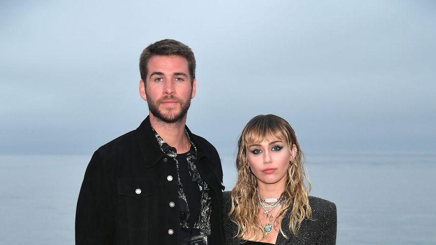 Miley Cyrus hat Trennung von Liam noch nicht verarbeitet