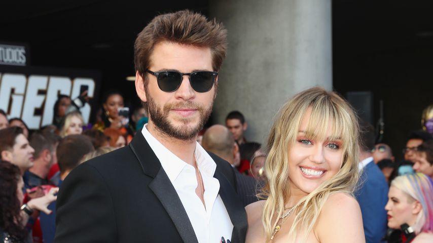 Von wegen Trennung: Miley Cyrus postet Liebes-Tweet an Liam!