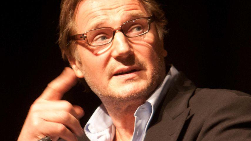 """Abgefahren: So viel will Liam Neeson für """"Taken 3"""""""