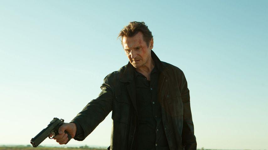 """Liam Neeson in """"Taken 3"""""""