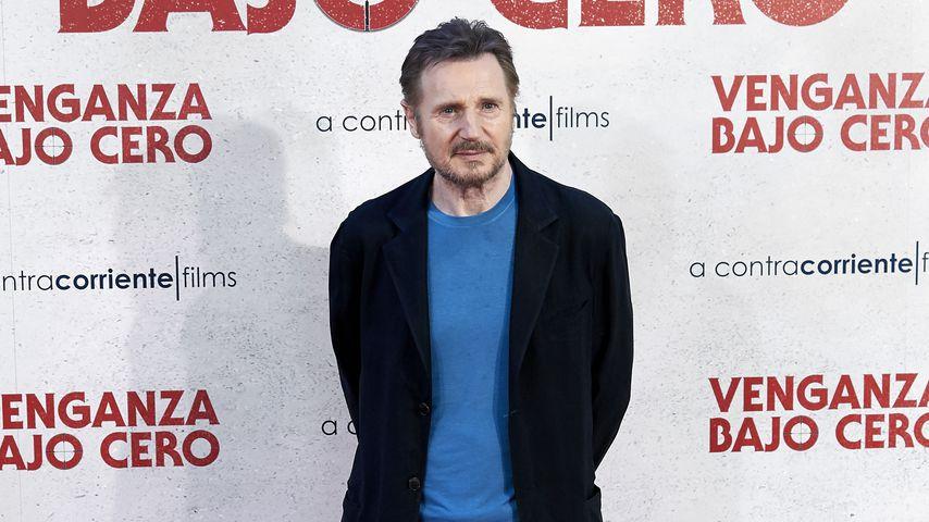 Liam Neeson war nicht bei der Beerdigung seiner Mutter dabei
