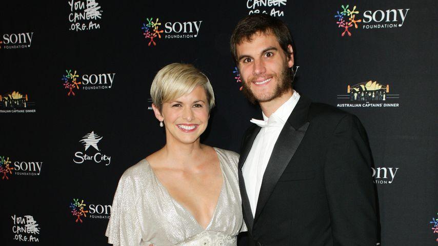 Libby und Luke Trickett
