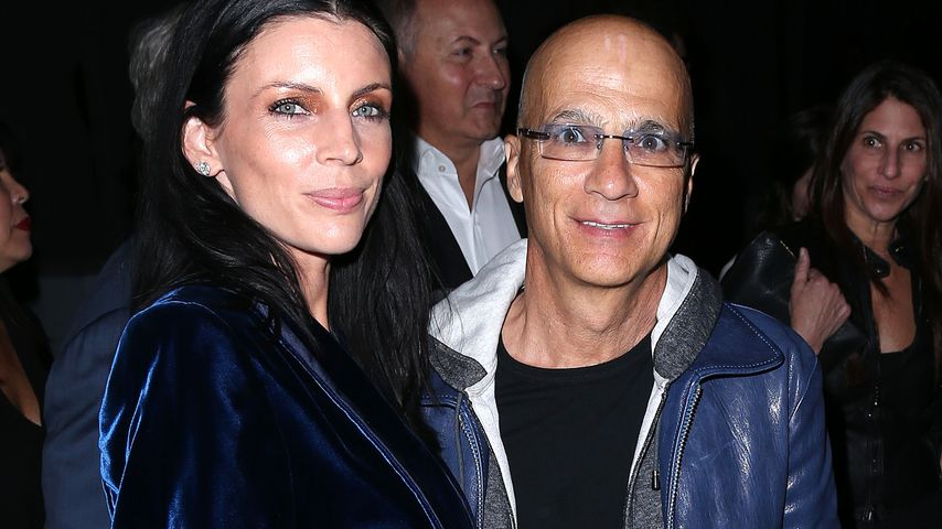 Liberty Ross und Jimmy Iovine