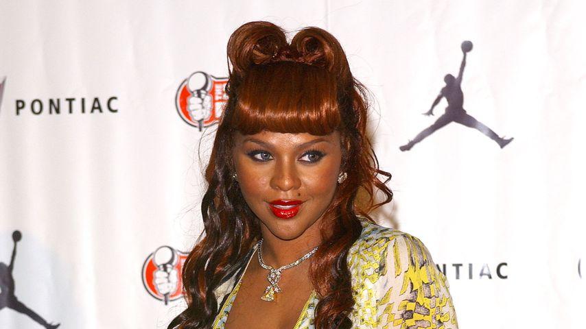 Lil' Kim im Jahr 2003