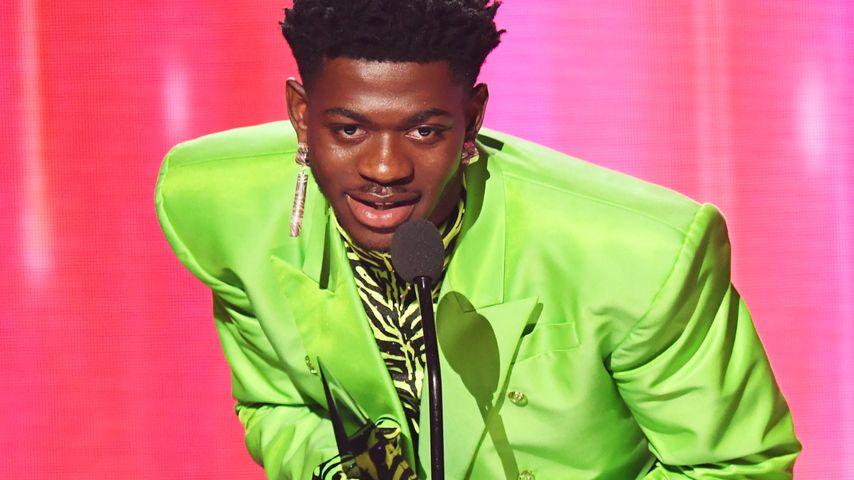 "Lil Nas X, Gewinner in der Kategorie ""Favorite Song - Rap/Hip-Hop"""