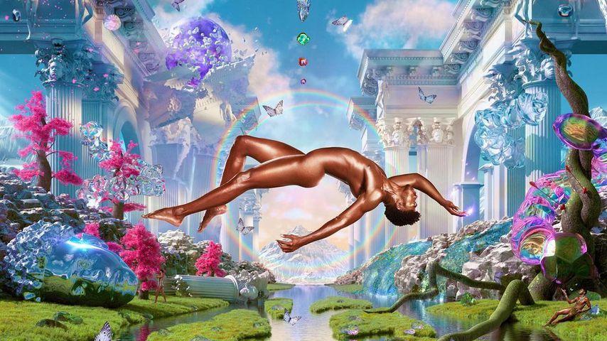 """Lil Nas Xs Albumcover zu """"Montero"""""""