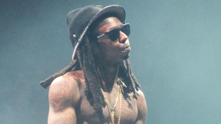 Schon wieder! Rapper Lil Wayne bedroht seine Konzertbesucher