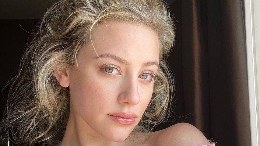Schauspielerin Lili Reinhart im April 2020