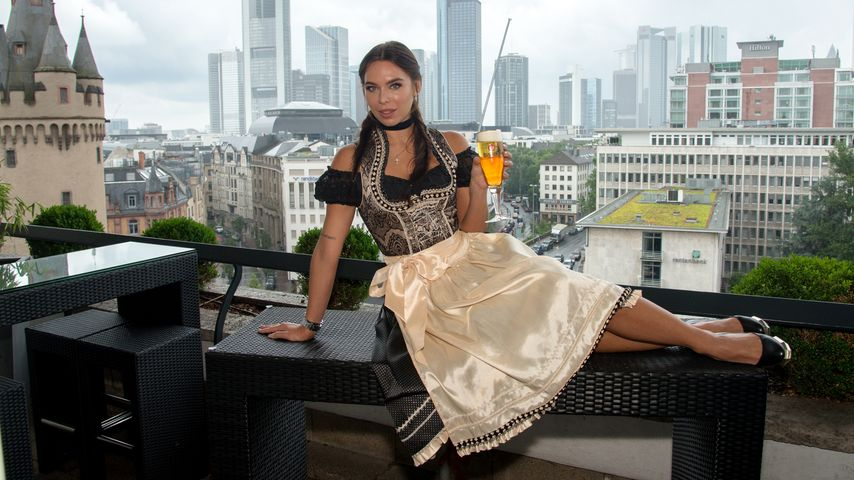 Neuer Job im Dirndl: Liliana Nova wird Botschafterin!
