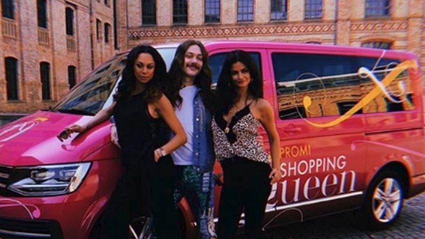 "Bunter-Muster-Mix: Das ist der ""Promi Shopping Queen""-Sieger"
